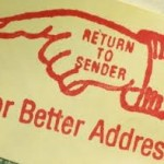 return to sender - data decay
